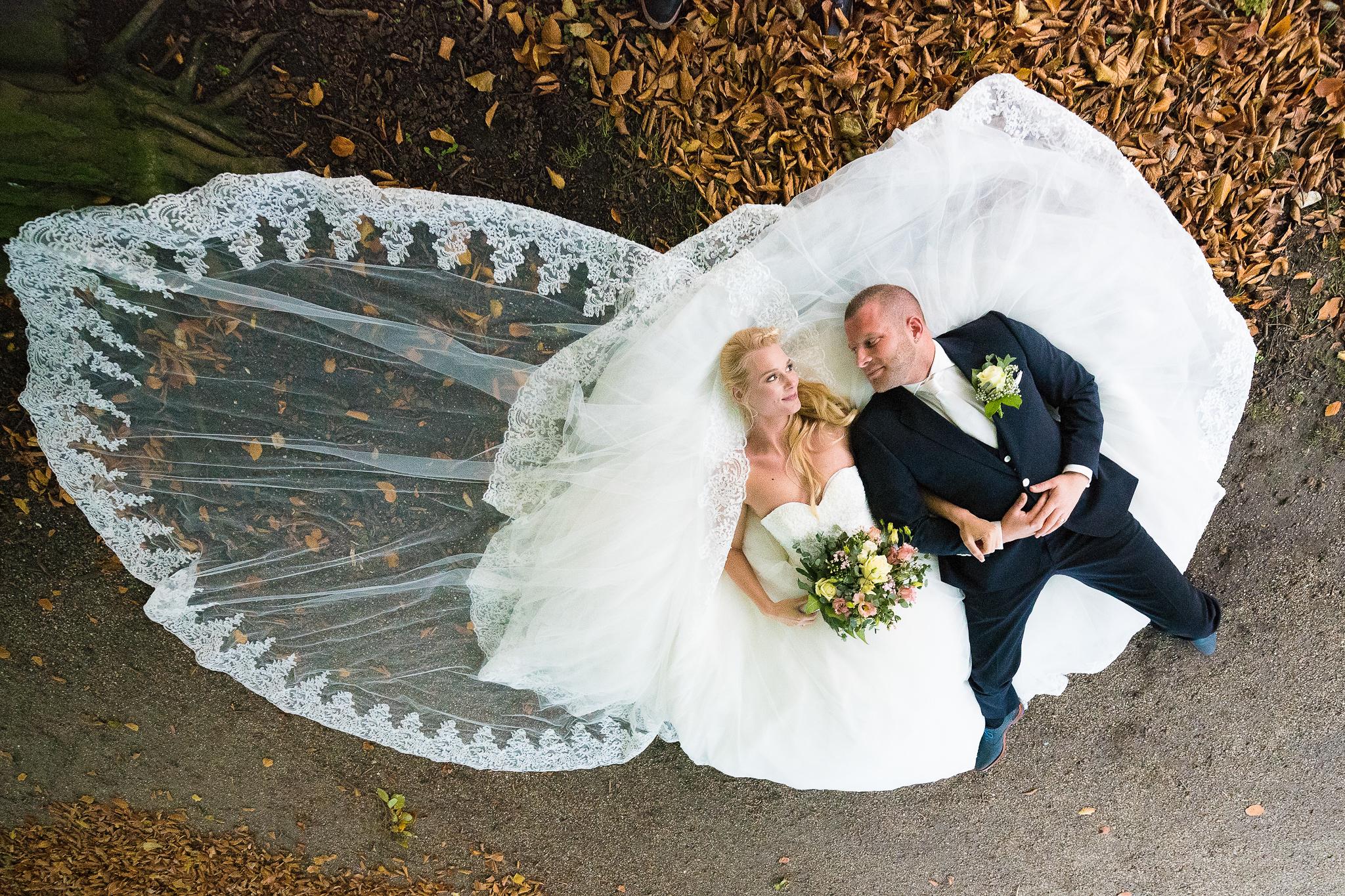 Bruiloft Michelle en Berrie