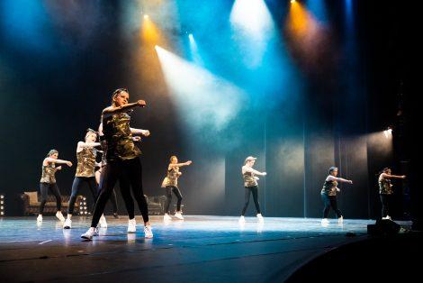 Dansvoorstelling Nadance